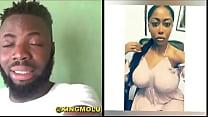 Another Kingmolu big breast comedy