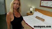 big tit milf fucks two young cocks pornhub video