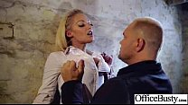 Sex In Office With Busty Nasty Cute Girl (lou lou) clip-20