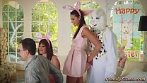 Hentai mom and crony's daughter xxx Uncle Fuck Bunny