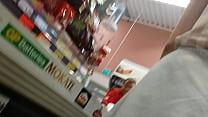 Upskirt in shop 3