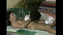 Hairy Granny fucks young dude thumbnail