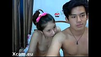 asian couple fucking and sucking - teenxcam.eu