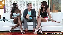 Image: Brazzers - Real Wife Stories - (Diamond Jackson) - One Ride Two Brides