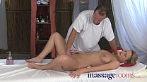 Massage Rooms Powerful g-spot orgasm for her little pussy thumbnail
