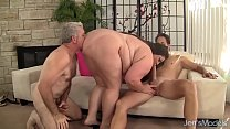 Double Penetration For Fatty