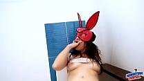 Dinosaur king hentai & Skinny latina sexy mouth whore stretching asshole and pussy thumbnail
