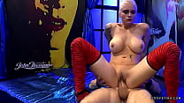 Busty mila milan gets piledriver and cums in mouth