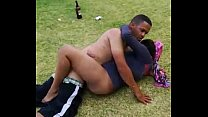 South African Couple Caught By Cops Fucking in the Park Image