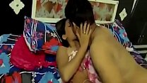 Devar And Bhabhi Enjoying Alone with No One In The House HD thumbnail