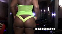 sexy thick chocolate Ambitious Booty fucked by bbc king kreme p22 preview image
