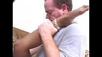 Dark Hairy Indian Pussy Taking Big White Cock