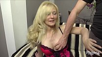 Amber, sexy Belgian mature with big tits