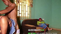 QUEENMARY9JA- Brother and sister fucked  in fro...
