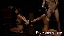 Closet bondage xxx Two young sluts, Sydney Cole and Olivia Lua, our
