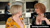 Download video bokep Thick Divorced Diva Sara Jay Dark Dicked By Big... 3gp terbaru