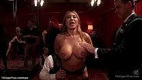 Big boobs slut anal fucked at party
