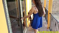 Teen stepdaughter gets fingered