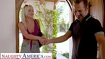 Naughty America - Kelly (Nova Cane) fucks her friend's Dad