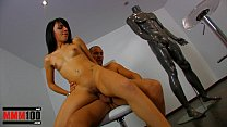 French pornstar Jordanne Kali fucked in the ass hard by Mike Angelo thumbnail