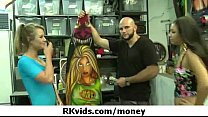 Horny girl getting fucked for money 34 thumbnail