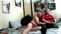 Hard G-spot massage, clitoral rubbing, strong cock sucking and other funs of mature couple! Starring the best sexwife in Moscow - a mischievous and perky bitch AimeeParadise!!!  Hot and sexy!