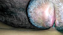 Daddy licking my Nipple ring
