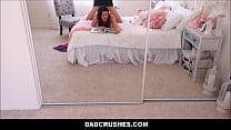 Hot Step Daughter Fucked By Boner Pill Step Dad preview image