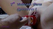 trailer - 7° webcam show grrrrrr!