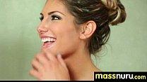 Japanese Masseuse Gives a Full Service Massage 18