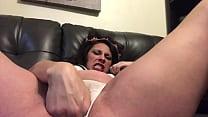 Sexy MILF Fists While Pregnant!- Eva Nixon