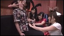Female on Male Nippleplay: JAV ONLY EDITION