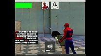 spider-man sexual adventure 3d game (spiderman fuck white tiger ava ayala)