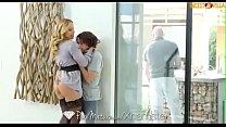 PureMature - Stepmother Olivia Austin seduces stepson