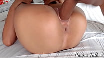 Oral sex: Leaving my pussy free for his tongue to caress my Clitoris.  Orgasm