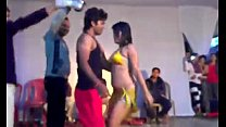 11847 Hot Indian Girl Dancing on Stage preview