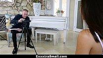 ExxxtraSmall - Small Framed Latina Likes It Big image