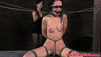Restrained and clamped skank - 69VClub.Com