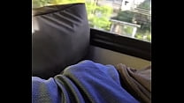 Caught a boy with a hard-on on the bus