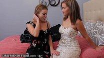 GirlfriendsFilms MILF Mommy Britney Amber Turned on Shy Teen!
