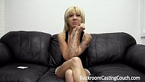 Fun Freak Assfucked on Casting Couch preview image