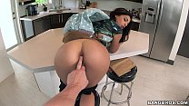 Brazilian Babe Gina Valentina Knows How To Ride...