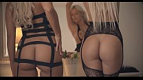 Pussy Duet - Katy Sky & Karol Lilien - Flower Dance of the Two Pussies image