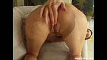 All Internal A guy bangs a sexy brunette and cums in her pussy