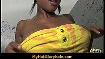 MyHotGloryhole.com - Gloryhole Initiations - Amazing cock sucking for cum 11