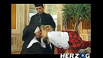 FLYFLV Embed Player.  A Nun A Priest And A Schoolgirl , HD   From  Herzog Videos image