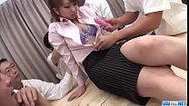 Anna Mizukawa loves having her moist cunt pumpe...