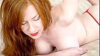 Chloe Morgane (Camille Crimson) Anal Fingering to Orgasm