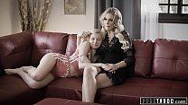 PURE TABOO Kinky Step-Mom & Step-Daughter Inter... Thumbnail