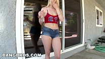 BANGBROS - 19 Year Old Teen Alli Rae Loves Getting Nasty! (bbe14386)